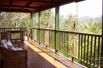 Carrington Cottages Balcony