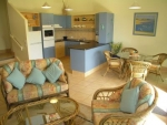 1 Bedroom Loung and Kitchen