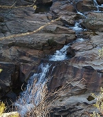 Woolshed Waterfall