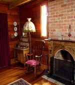 Colby Cottage Living Room