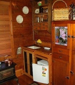 Colby Cottages Kitchen