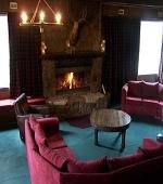 Starglen Lounge Logfire