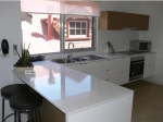 Port Fairy Apartments Kitchen
