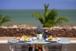 All Seasons Port Hedland Al Fresco Breakfast Right Near The Beach Side