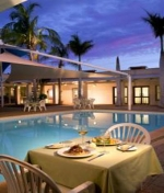 All Seasons Karratha Evening Al Fresco Dining By The Poolside