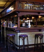russell hotel rocks bar