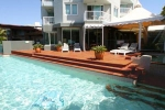 Emerald Surfers Apartments Heated 25m Lap Pool