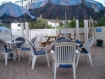 Surfers Tradewinds Holiday Apartments BBQ Area