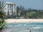 Blue C Apartments Perfectly Positioned Opposite Coolangatta