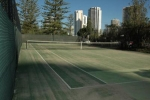 Devillea Apartments Tennis Court