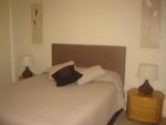 Aqualine Apartments, Master Bedroom