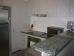 Aqualine Apartments, Modern Kitchen