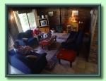 Campbells Cottages, Living Room