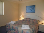 Palm Beach Holiday Resort Double Bedroom