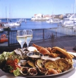 Marina Hotel And Apartments Seafood Delicacies