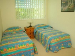 Surfers Beach Holiday Apartments, Second Bedrooms (can also be changed to king beds)