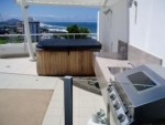 The Sebel Resort Penthouse & Apartments, Private Roof Top BBQ And Spa Area