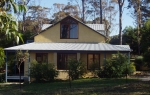 Colonial Style farm house