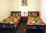 The Beach Apartments, Second Bedroom Twin Share