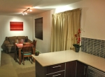 The Beach Apartments, Kitchen And Dinning