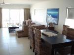 Paros on the Beach Livingroom