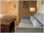 Cliff Top Boutique, Spa Suite 5 Master Bedroom