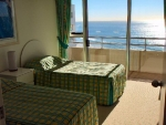 Zenith Ocean Front Apartments, Second Bedroom Twin Share