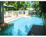 Beach Terraces, Lap Pool And Adjoining Sundeck And BBQ