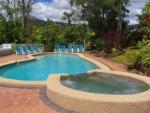 2nd Saltwater Pool & Spa