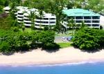Great Beachfront Position