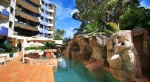 Rock Pool and Spa