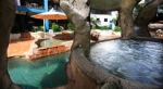 Ground Floor Spa and Rock Pool