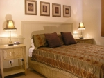 Comfortable queen size beds, cosy doonas and extra room heaters for winter!