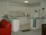 Fully self contained kitchens