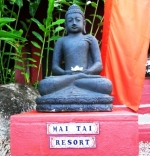 Mai Tai Resort Entrance