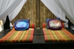 Balinese Bed for relaxation