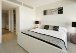 Coconut Grove master bedroom