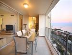 Aspect Apartments Balcony