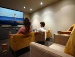 Aspect Apartments Cinema Room