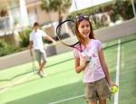 Aspect Apartments Tennis Court