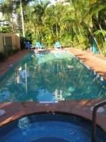 Pool area in sun all day & heated in winter