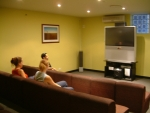 The Surround Sound Cinema Room