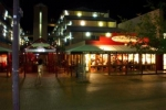 Red Orche Grill at Night
