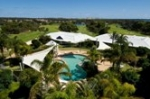 Resort, pool, view & golf course