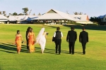 Bridal Party and resort