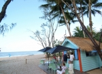 Beach Cafe at Kewarra