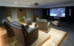 Guests Theatre room