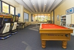 Games Room / in-house library
