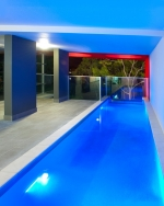 the edge luxury apartments pool