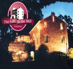 Loft in The Mill at Night